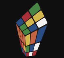 Surreal Rubik's Kids Tee
