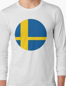 Sweden Smash Long Sleeve T-Shirt