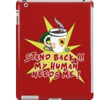 Super Coffee iPad Case/Skin