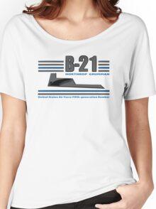 B 21 Women's Relaxed Fit T-Shirt