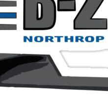 B 21 Sticker