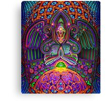 The God Source Canvas Print