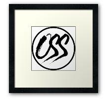 OSS v2 Framed Print
