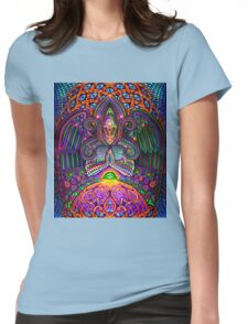 The God Source Womens Fitted T-Shirt