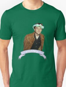 Leo and Flowers T-Shirt