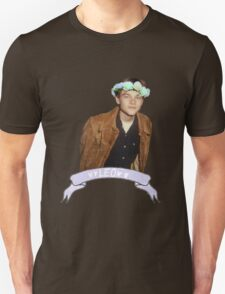 Leo and Flowers Unisex T-Shirt