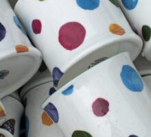 Spotty Mugs Sticker