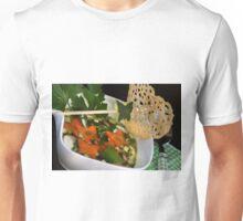 Soup and Parmiggiano Chip Unisex T-Shirt