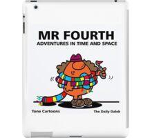 MR. FOURTH iPad Case/Skin