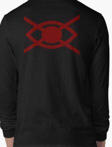 gravity falls- blind eye society Long Sleeve T-Shirt