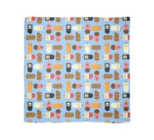 Ice Cream Challenge Character pattern Scarf