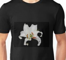White Lily for Easter Unisex T-Shirt