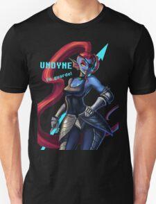 Undertale Undyne Unisex T-Shirt