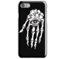 skeletal love iPhone Case/Skin
