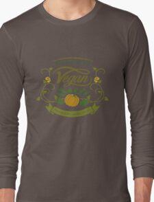 Proud to be Vegan Long Sleeve T-Shirt