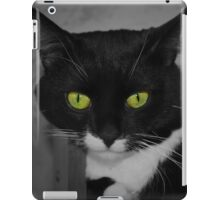 These eyes selective colour  iPad Case/Skin