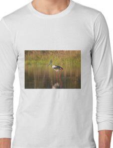 Trekking The Pond Long Sleeve T-Shirt