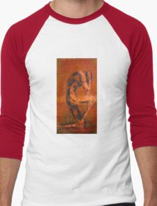 Live Rust Men's Baseball ¾ T-Shirt