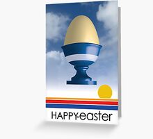 Easter TV-am Greeting Card