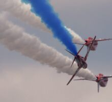 The Red Arrows Sticker