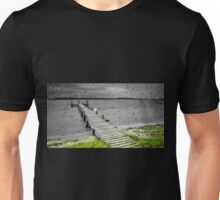 Water on the lens 01 Unisex T-Shirt
