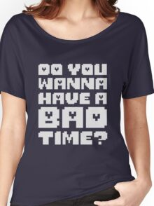 Undertale - Bad Time Women's Relaxed Fit T-Shirt