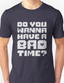 Undertale - Bad Time T-Shirt