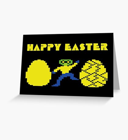 Easter Repton Greeting Card