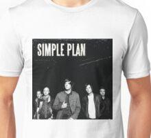 simple plan tour dates albums Unisex T-Shirt