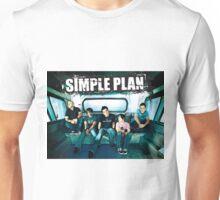 simple plan tour dates concers Unisex T-Shirt