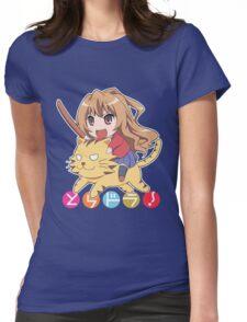 Toradora <3 Womens Fitted T-Shirt