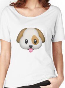 Emoji dog Women's Relaxed Fit T-Shirt