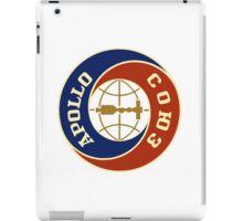Apollo - Soyuz test project patch iPad Case/Skin