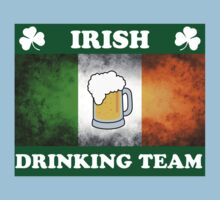 Irish Drinking Team (A) Baby Tee