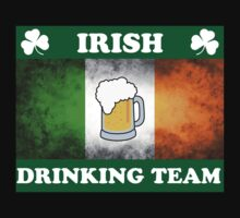Irish Drinking Team (A) One Piece - Long Sleeve