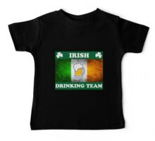 Irish Drinking Team (A) Baby Tee