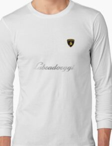 Lab speed (with badge) Long Sleeve T-Shirt