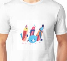 DD Happy Day Unisex T-Shirt