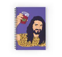Dionysus Spiral Notebook