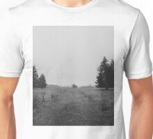 Siblings - black and white landscape photography Unisex T-Shirt