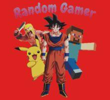 Random Gamer Kids Tee