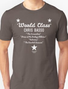 """World Class"" Fight Shirt  T-Shirt"