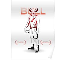 BullMan Poster