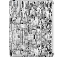 Acid texture iPad Case/Skin