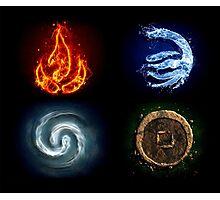 All element Avatar Photographic Print