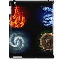 All element Avatar iPad Case/Skin