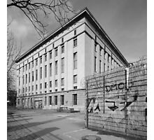 Berghain Photographic Print