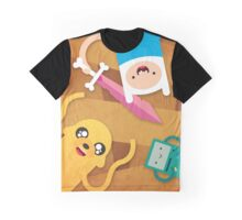 Adventure Friends Graphic T-Shirt