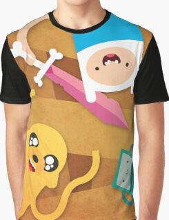 Adventure Friends Graphic T-Shirt