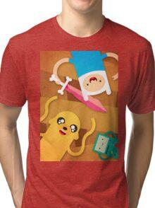 Adventure Friends Tri-blend T-Shirt